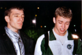 Justin Timberlake and JC Chasez