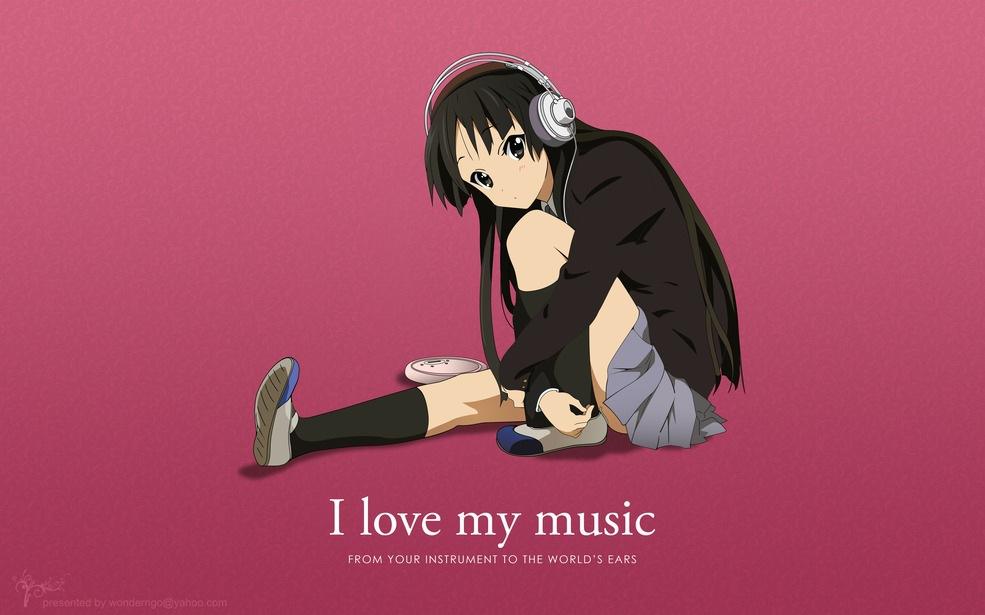 anime music images k - photo #4