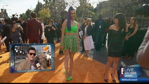 Kids Choice Awards 2012 - Red Carpet