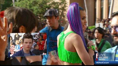 Kids Choice Awards 2012 - Red Carpet