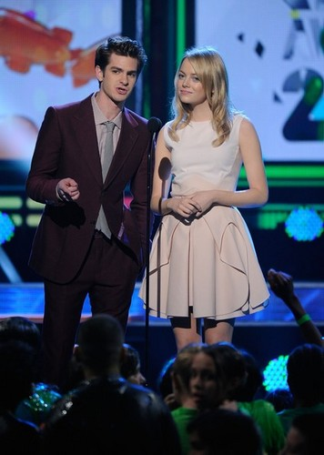 Andrew Garfield images Kids' Choice Awards 2012 wallpaper ...