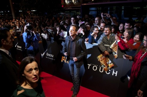 """Kiefer Sutherland presents """" Touch """"- Madrid, Spain (10/03/2012)"""