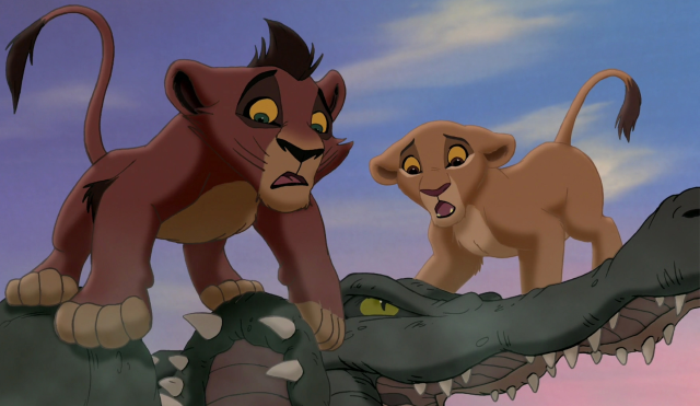 Lion King 2 Kovu And Kiara Baby | www.pixshark.com ...