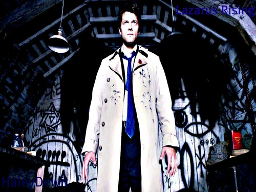 Lazarus Rising - castiel Wallpaper