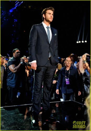 Liam at the ACM Awards