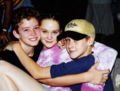 Justin, Jennifer, and Ryan