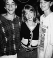 TJ, Britney, and Justin