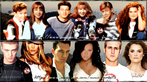 Mmc cast then and now - mmc-the-new-mickey-mouse-club fan art