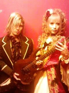 Anzi & Hizaki (Versailles)