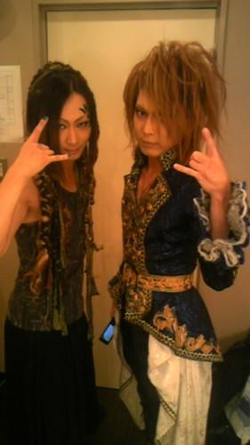 Yuu & Yuki (Versailles drummer)