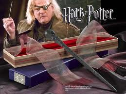 Mad-Eye Mody's wand