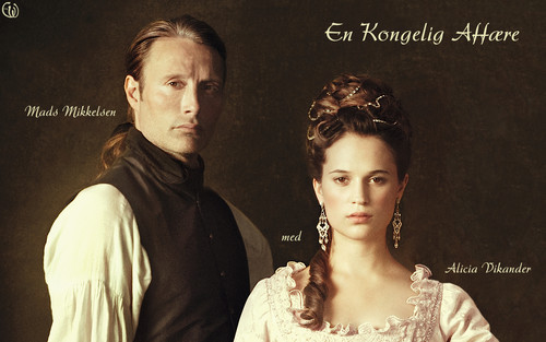 Mads Mikkelsen in a royal affair