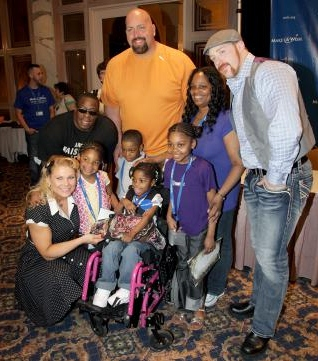 Make-A-Wish Private Meet & Greet