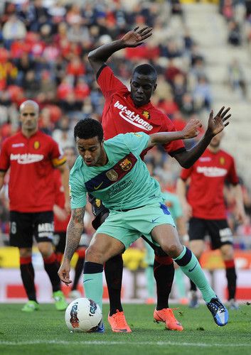 Mallorca (0) v FC Barcelona (2) - La Liga