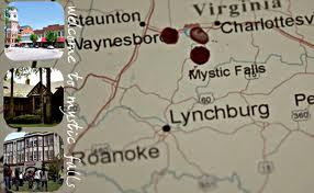 Mystic Falls VA Images Map Wallpaper And Background
