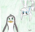 Me and Tressa!! ^^ - tressa-the-penguin screencap