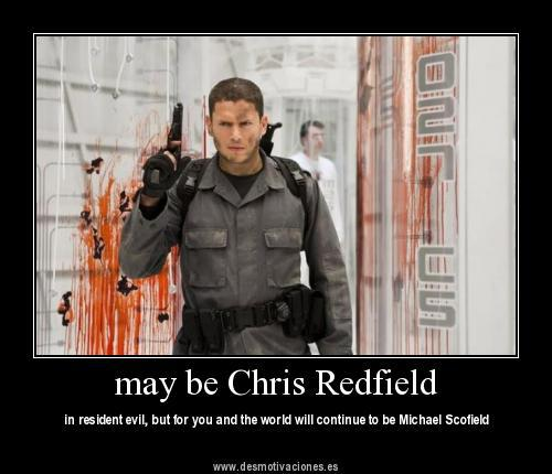 Michael Scofield forever