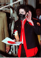 Michael visits Monaco - michael-jackson photo