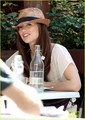 Minka Kelly: Aussie Lunch Date - minka-kelly photo