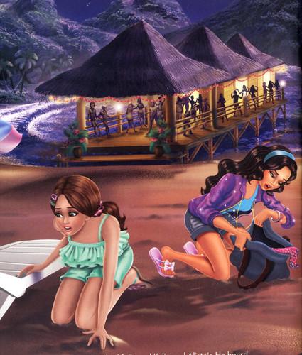 Barbie Rock N Royals Wallpaper: Barbie Movies Images More Pics From MT2 Book HD Wallpaper