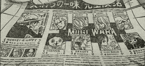 Mugiwara Newspaper