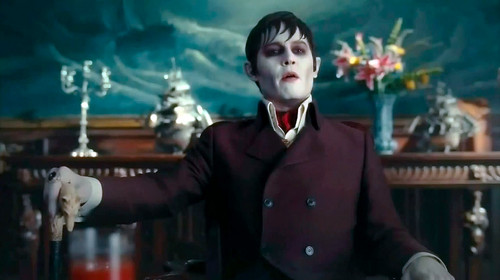 New Dark Shadows pic - johnny-depp Photo
