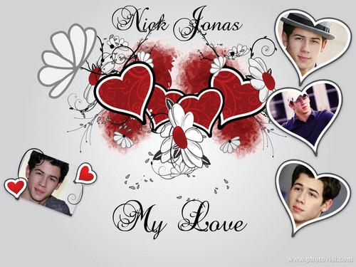 Nick Jonas my tình yêu