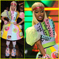 Nicki Minaj At Kid's Choice Awards 2012
