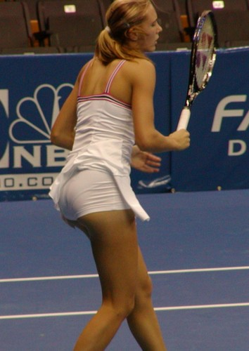 Nicole Vaidisova hot big cul, ass