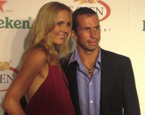 Nicole and Radek..
