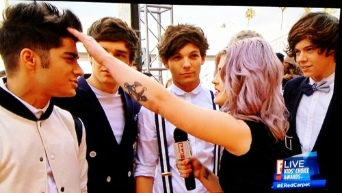 One Direction at KCA♥♥