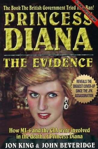 PRINCESS DIANA: THE EVIDENCE