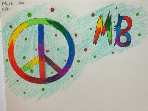 Peace to MB