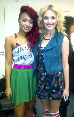 Perrie and Leigh-Anne! <3