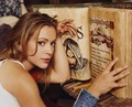 Phoebe and The Book of The Shadows - charmed photo