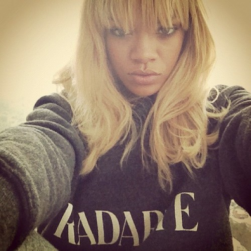 Pics from her twitter. @rihanna