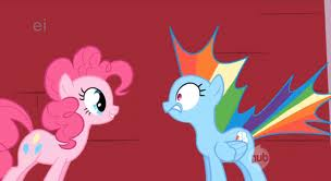 Pinkie Pie does have that effect on some ponies...