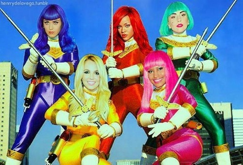 Power Rangers ♥ ♥ ♥