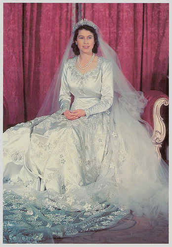 Princess Elizabeth British Royal Weddings Photo