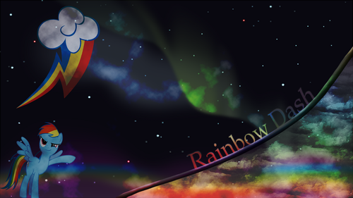 pelangi, rainbow Dream