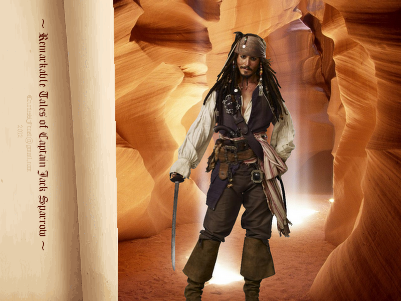 Remarkable Tales of Captain Jack Sparrow