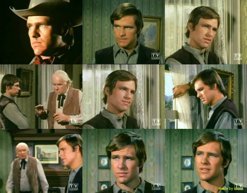 Robert Pine in Bonanza