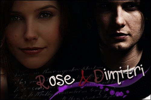 Rose and Dimitry