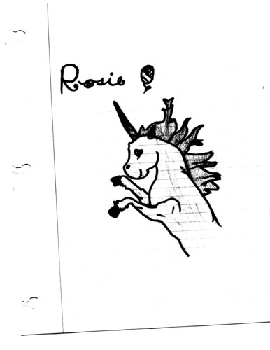 Rosie the Unicorn
