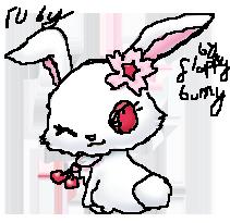 Ruby da Floppybunny
