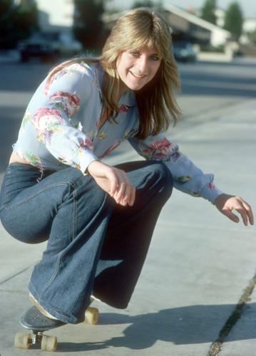 Sandy in 1977