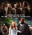 Sansa And The Hound