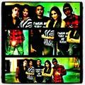 Selena Gomez, Justin Bieber, Alfredo Flores and Francia Raisa - selena-gomez photo
