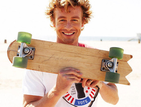 Simon :) - simon-baker Photo
