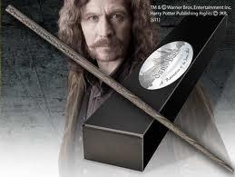 Sirius's wand